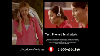 LifeLock TV Spot, 'Holidays'