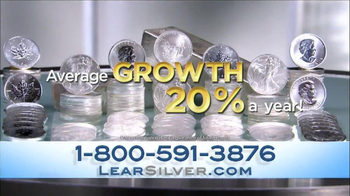 Lear Capital TV Spot, 'Invest in Silver'