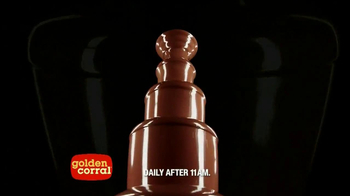 Golden Corral Triple Fountain Yum TV Spot - Thumbnail 4
