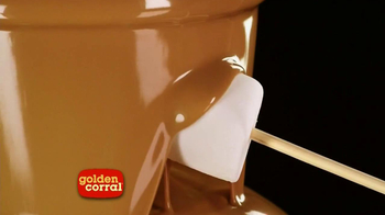 Golden Corral Triple Fountain Yum TV Spot - Thumbnail 7