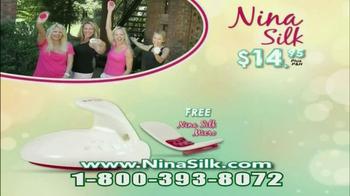 Nina Silk TV Spot - Thumbnail 10