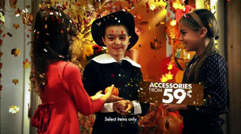 Party City TV Spot, 'A Little Thanksgiving in My Life'