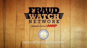 AARP Fraud Watch Network TV Spot, 'John Doe' - Thumbnail 8