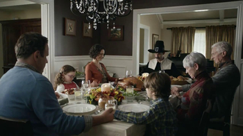 Stove Top Stuffing TV Spot, 'Pilgrim-isms: Give Thanks'
