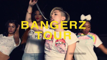 Miley Cyrus Bangerz Tour thumbnail