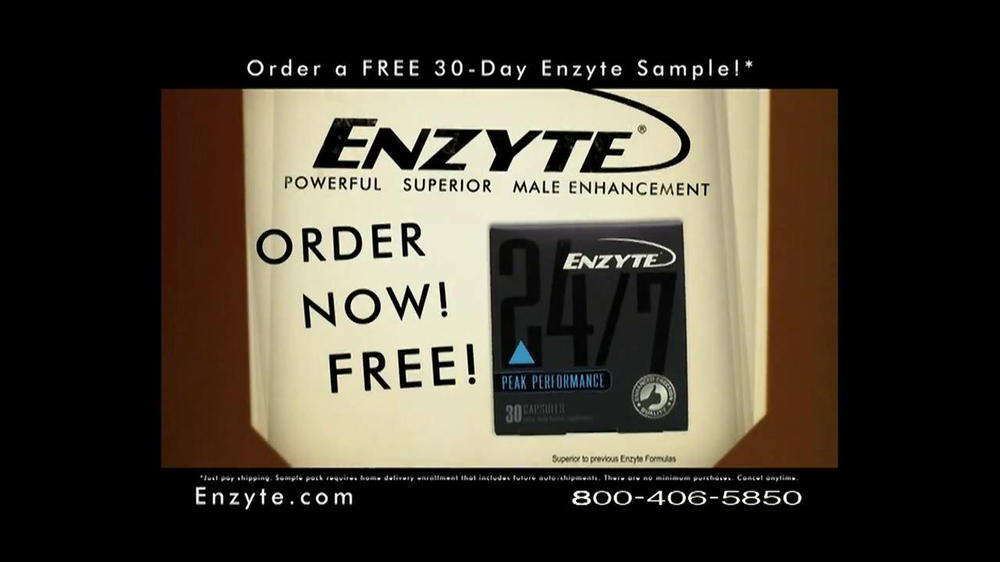 Enzyte TV Commercials - iSpot.tv