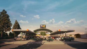 Sonic Drive-In Southwest Chipotle Breakfast Burrito TV Spot, 'Kick Start' - Thumbnail 1