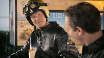Sonic Drive-In Southwest Chipotle Breakfast Burrito TV Spot, 'Kick Start' - Thumbnail 6