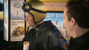 Sonic Drive-In Southwest Chipotle Breakfast Burrito TV Spot, 'Kick Start' - Thumbnail 8