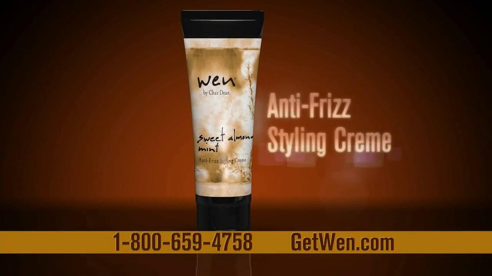 Wen Hair Care By Chaz Dean Tv Commercial Fearing Alyssa