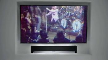 Sonos Playbar TV Spot, 'Soundbar for Music Lovers' Song by Dead Boys