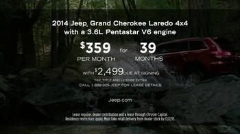 2014 Jeep Grand Cherokee TV Spot, 'Every Day' - Thumbnail 10