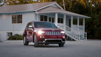 2014 Jeep Grand Cherokee TV Spot, 'Every Day' - Thumbnail 8