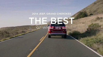 2014 Jeep Grand Cherokee TV Spot, 'Every Day' - Thumbnail 9