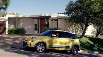 FIAT 500L TV Spot, 'Wedding' - Thumbnail 1