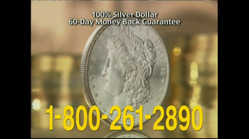 National Collector's Mint TV Spot, 'Morgan Silver Dollar' - Thumbnail 10