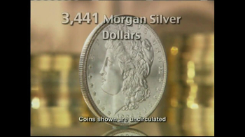 National Collector's Mint TV Spot, 'Morgan Silver Dollar' - Thumbnail 2