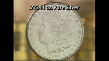 National Collector's Mint TV Spot, 'Morgan Silver Dollar' - Thumbnail 5