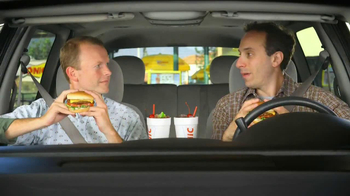 Sonic Drive-In Half-Priced Cheeseburgers TV Spot, 'Giving Thanks' - 397 commercial airings