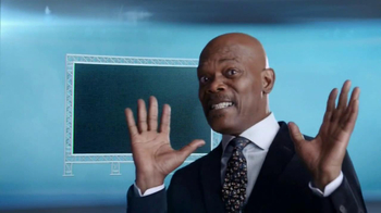 Capital One Quicksilver TV Spot, 'No Limits' Featuring Samuel L. Jackson