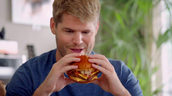 Wendy's Bacon Portabella Melt on Brioche TV Spot, 'Melt with You' - 3968 commercial airings