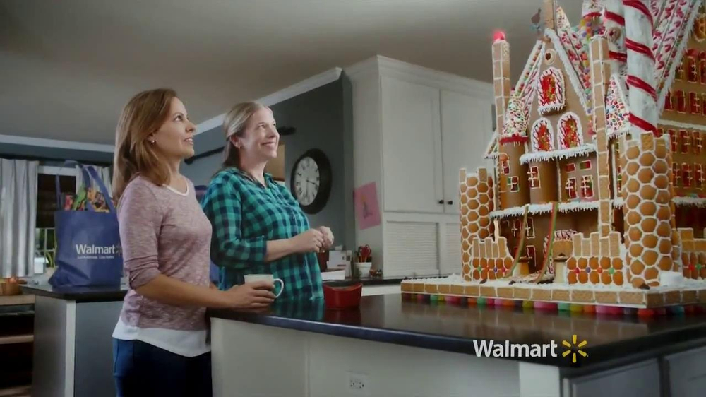 Walmart Christmas Ad Match TV Commercial, 'Extra Time' - iSpot.tv