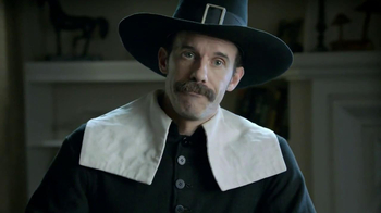 Stove Top Stuffing TV Spot, ' Pilgrim-isms: Andersons'