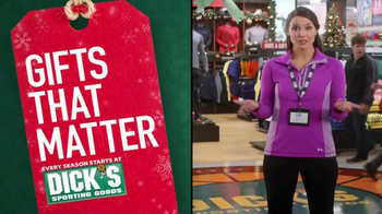 Dick's Sporting Goods TV Spot, 'Gifts that Matter'