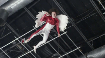 NOS Active TV Spot, 'Angel' Featuring Georges St-Pierre