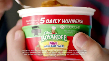 Chef Boyardee TV Spot, 'Win with Chef' - Thumbnail 10