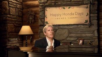 2013 Honda Civic LX TV Spot, 'Clock is Ticking' Ft. Michael Bolton - Thumbnail 2