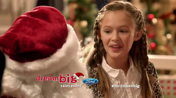 Ford Dream Big Sales Event TV Spot, 'Santa' - Thumbnail 2