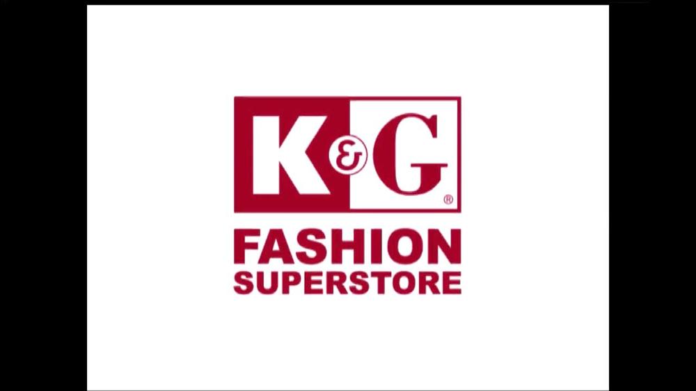 K&g clothing online