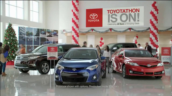 Toyota Toyotathon TV Spot, 'Amazing Deals' - 30 commercial airings
