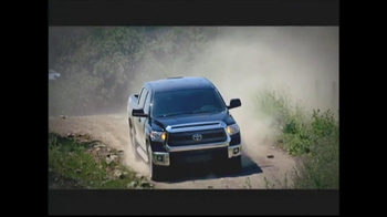 2014 Toyota Tundra TV Spot, 'More Than You'll Ever Need' - Thumbnail 6