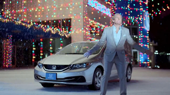 Honda Happy Honda Days: Civic TV Spot, 'Happiest Days' Feat. Michael Bolton - Thumbnail 7