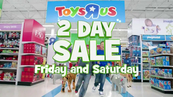 Toys R Us 2 Day Sale TV Spot