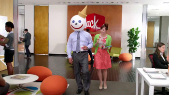 Jack in the Box Jalapeno BBQ Burger TV Spot, 'Social Media Intern' - Thumbnail 6