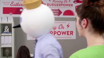 Jack in the Box Jalapeno BBQ Burger TV Spot, 'Social Media Intern' - Thumbnail 8