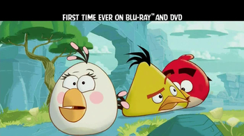 Angry Birds Toons: Season One, Volume One TV Spot