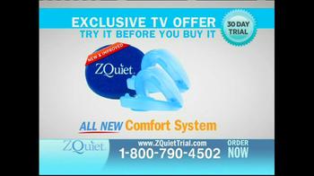 ZQuiet TV Spot - Thumbnail 10
