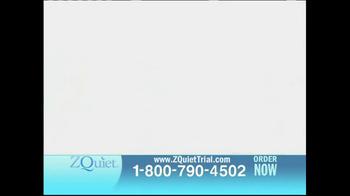 ZQuiet TV Spot - Thumbnail 9