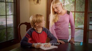 Rosetta Stone TV Spot, 'Santa Can't Read German'