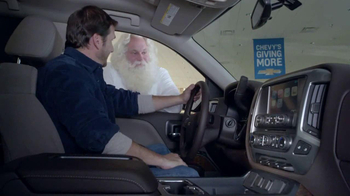 2014 Chevrolet Silverado 1500 TV Spot, 'Santa Salesman'