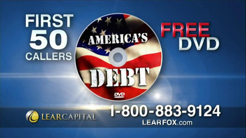 Lear Capital TV Spot, 'America's Debt' - Thumbnail 10
