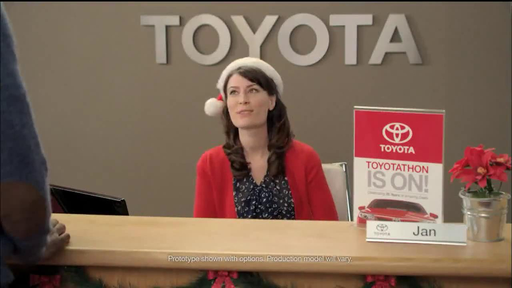 Toyota Toyotathon Tv Commercial First New Car Ispot Tv