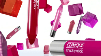Clinique Chubby Stick TV Spot, 'Free' - Thumbnail 6