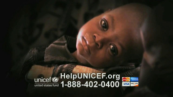 UNICEF TV Spot, 'No Child' - Thumbnail 9