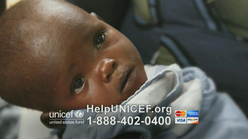 UNICEF TV Spot, 'No Child' - Thumbnail 6