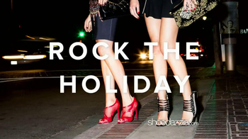 Shoedazzle.com TV Spot, 'Rock the Holidays' Song by Coco Jones